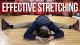 How To Stretch Effectively | Get Flexible In Less Time Without Pain | Danceproject.info