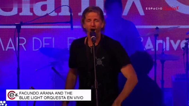 Show de Facundo Arana - Espacio Clarín