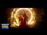 Sneak peek of Demi Lovato and DJ Khaled's 'A Wrinkle in Time' music video