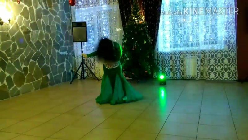 Татьяна Абдульмен Новогодний вечер Файмарис 2018