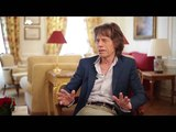 Mick Jagger, about James Brown and