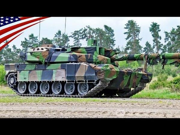 ルクレール戦車 (AMX-56 Leclerc) フランス陸軍