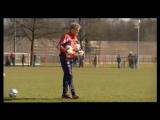 Тренировка вратаря- Оливер Кан-Goalkeeper traning-Oliver Kahn.mp4