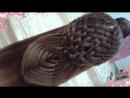 Peinados recogidos faciles para cabello largo bonitos y rapidos con trenzas para (1)