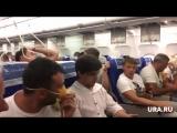 Уральцы и самолет со сломанным двигателем