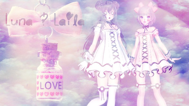 [MMDdownload links] A Lie and a Stuffed Animal ft Cutie Laila Luna-chan