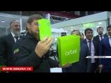 Рамзан Кадыров посетил крупные предприятия Узбекистана