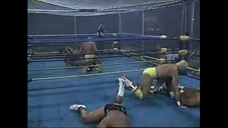 WCW WrestleWar 1992 War Games