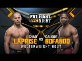 UFC FIGHT NIGHT WINNIPEG Chad Laprise vs Galore Bofando
