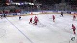 Моменты из матчей КХЛ сезона 1718 Гол. 32. Камалов Никита (Амур) забрасывает шайбу в ворота соперника 26.01