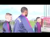 Александр Зинченко научил игроков «Манчестер Сити» песне Григория Лепса