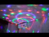 диско шар музыкальный