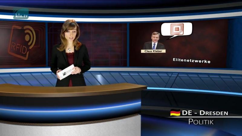 Drohende Bargeldabschaffung ZDF wirbt für die Totalüberwachung per RFID Chip 2017