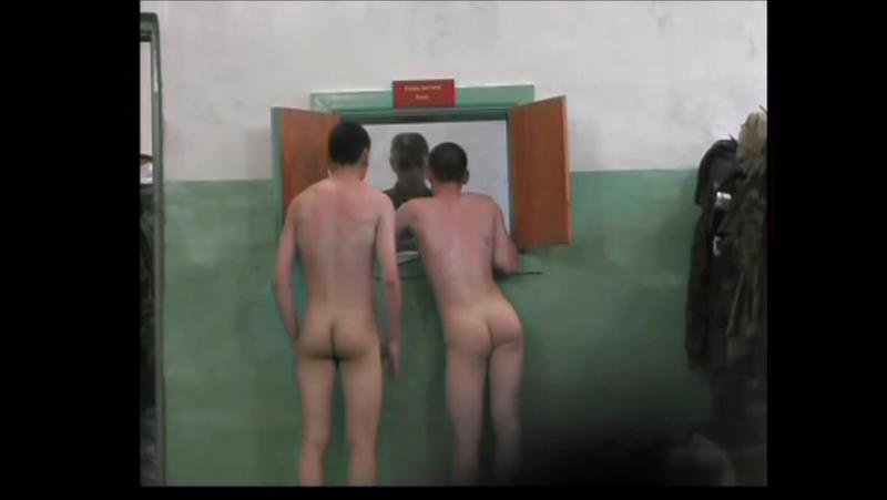 Скрытая камера в мужском бане