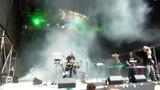 HAUJOBB Live @ Darkflower Live Night Open Air, Leipzig - 05.jul.2014