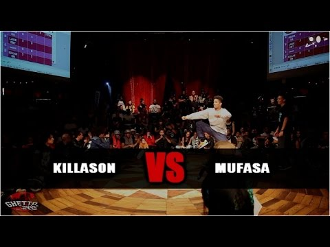 Killason vs Mufasa - pool 1 - GS FUSION CONCEPT WORLD FINAL | HKEYFILMS
