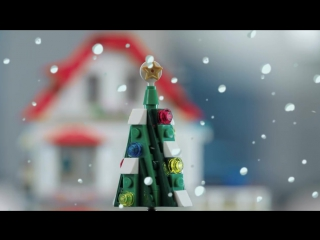 LEGO Creator 3 в 1-ом - Новогодняя Елочка