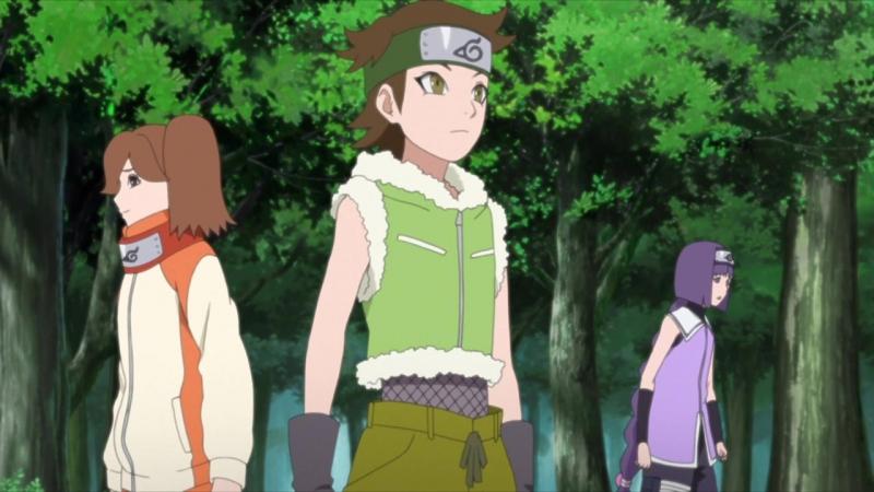 [Anilibria] Boruto: Naruto Next Generations 49 / Боруто: Следующее поколение Наруто 49 серия [Русская озвучка]
