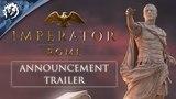 Imperator: Rome - Announcement Trailer