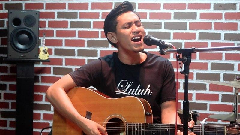 KHAI BAHAR Jam session - Gerimis Mengundang (cover)
