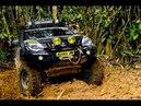Giti Tire and Mitsubishi Triton Power through the Borneo
