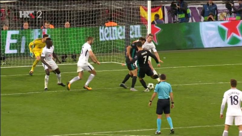 Tottenham - Real Madrid 3-1, C. Ronaldo (3-1, 80), 01.11.2017. HD