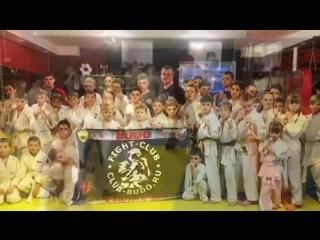 Saratov Fight-Club Budo, kids