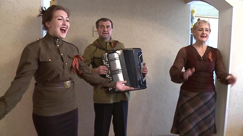 Эстафета добрых дел Предпраздничное поздравление ветеранов ВОВ и тружеников тыла