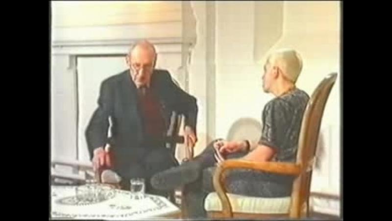 Kathy A[cker Interviews William Burr]oughs [1988]