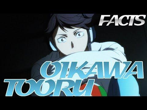 Тоору Оикава / Oikawa Tooru - ФАКТЫ ЗА 1 МИНУТУ ! - Волейбол