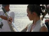 Звёздные войны 8 Последние джедаи — Русское видео о съёмках #2