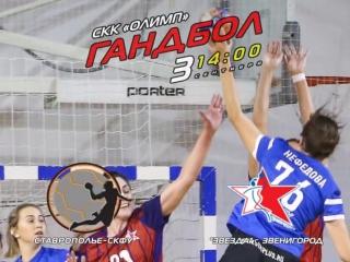 Чемпионат России по гандболу среди женских команд суперлиги