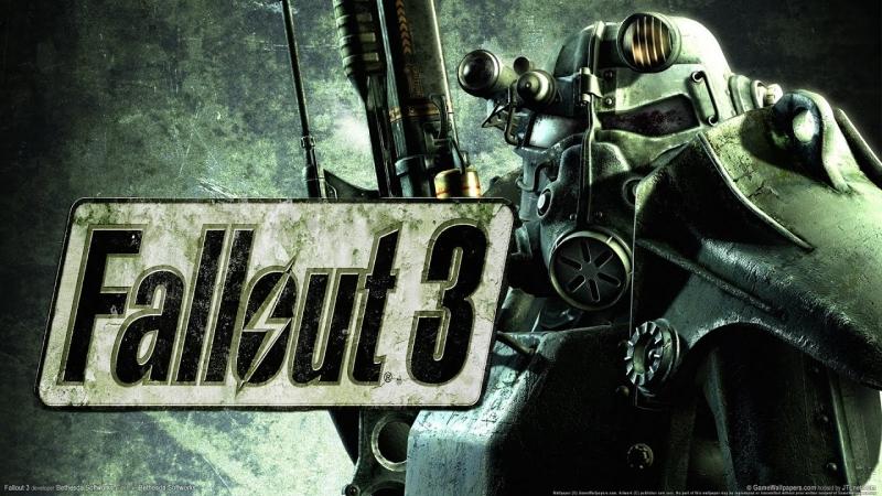 Fallout 3 Начало прохождения