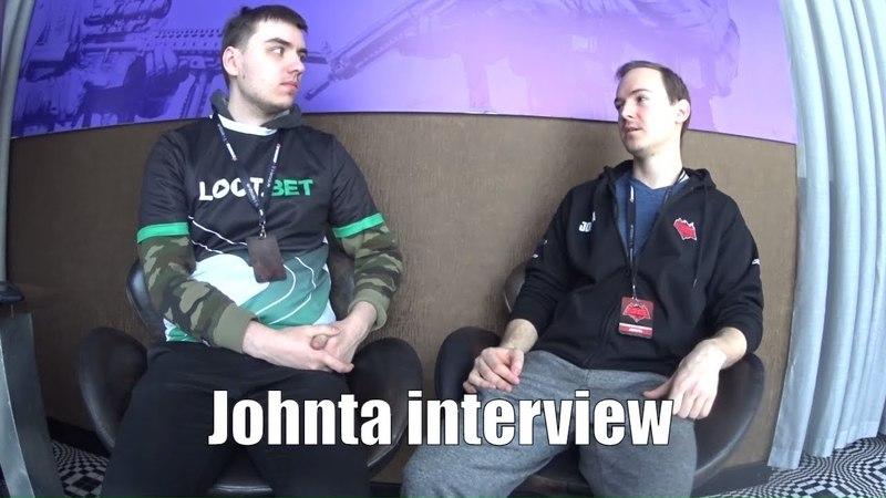 Hellraisers Johnta - украинский 1.6 (с теплом и ностальгией), vega squadron, формат мажора и HR