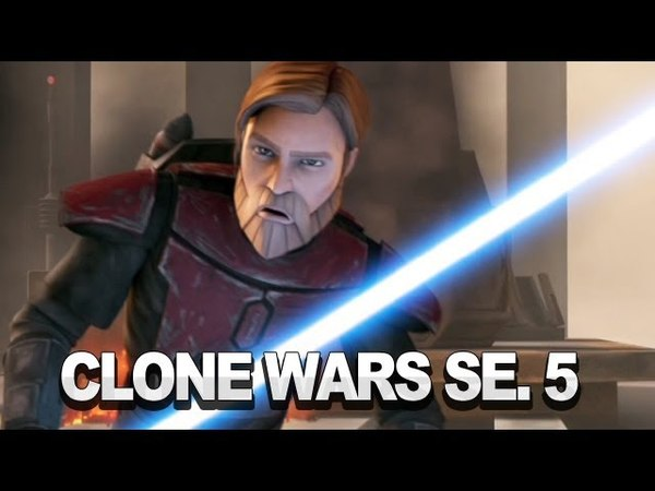 Star Wars Clone Wars - Season 5 Trailer 2