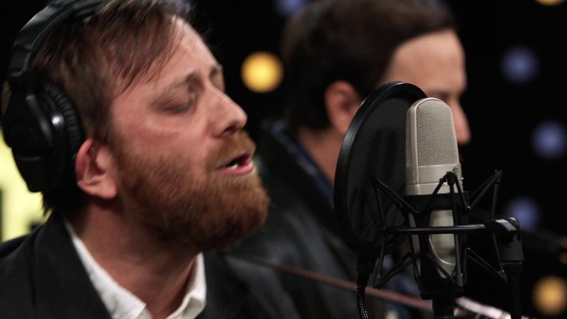 Dan Auerbach The Easy Eye Sound Revue - Never In My Wildest Dreams (Live on KEXP)