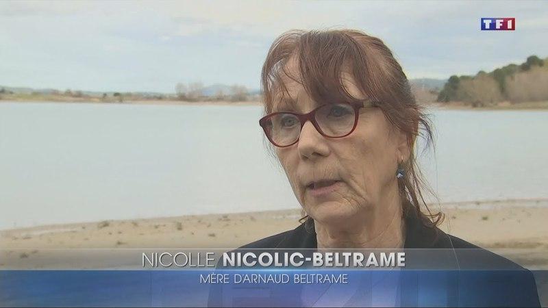 Mère d'Arnaud Beltrame : «Les Français ne doivent pas se laisser faire.» (TF1, 26/03/18, 20h)