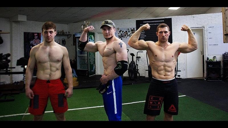 [ANDREY FILIPOV] Тренировка с ЖИВОТНЫМ ИЗ ИРКУТСКА!!
