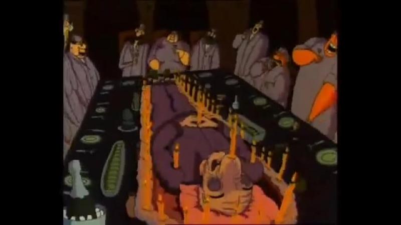 Клиника ( Clinic ) 1993 - пародия на ВИЙ