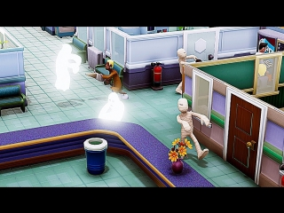 Two Point Hospital Gameplay Demo