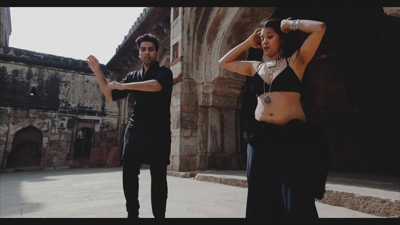 Binte Dil   Padmaavat   Freestyle Choreography   Dance Video Cover   Poppin Ticko Mohnaa