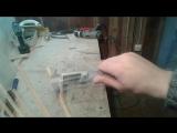 Шканты самый быстрый и простой способ. Делаем круглые палочки. How to make furni