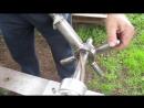 Как согнуть профильную трубу в домашних условиях (если кому для каркаса безопасности понадобится)