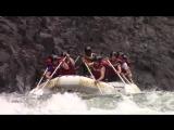 Рафтинг на реке Замбези