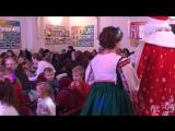 клуб семейных традиций Матрёшка и молодежный фольклорный ансамбль Кириллица !