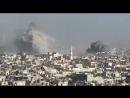 Юг Дамаска Бои САА с чёрными в лагере Ярмук 2