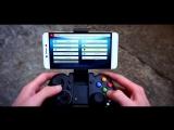 Джойстик из Китая! Блютуз геймпад для Android - Gamepad IPEGA PG 9021