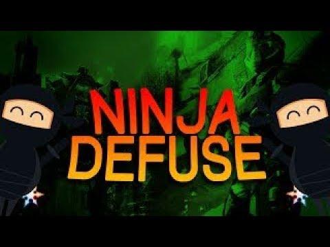 Ninja Defuse 3