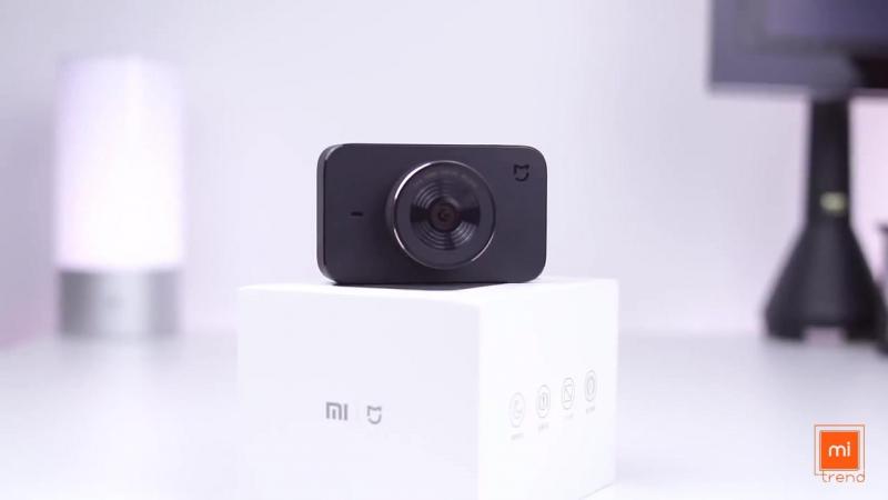 Xiaomi MiJia Car Driving Recorder Camera (v2)