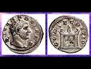 Денарий, 250 - 251 г., Император Деций Траян, Denarius, 250 - 251 AD
